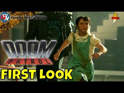 First Look Doom Patrol Season 2 Dorothy Spinner Youtube