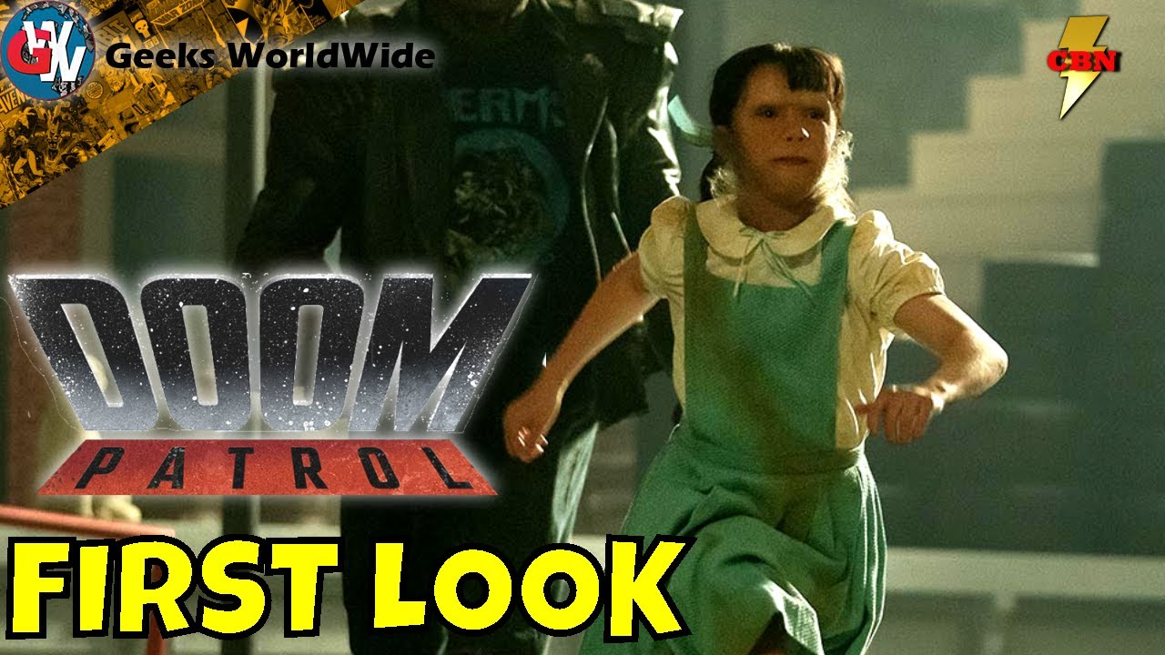 First Look Doom Patrol Season 2 Dorothy Spinner Youtube