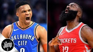 Russell Westbrook preferred the Rockets over the Heat and Pistons - Ramona Shelburne | The Jump