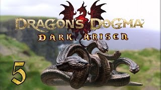 Dragon's Dogma: Dark Arisen PC - 5 - Moonglow, Hydra, and Changing Vocations