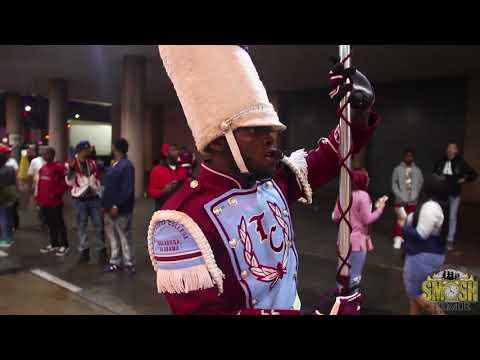 Talladega College  Under Macys Tunnel Endymion Parade 2018