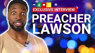 AMERICA&#39S GOT TALENT EXCLUSIVE w Vegan Comedian Preacher Lawson