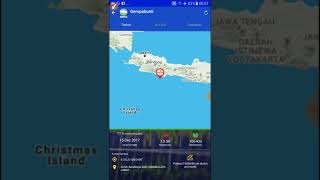Download Video Gempa Bumi Berpotensi Tasunami Tasikmalaya Jawa Barat MP3 3GP MP4