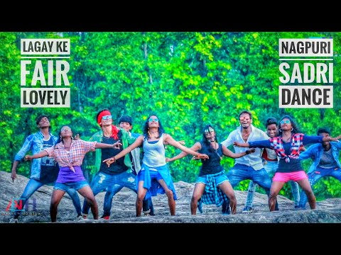 Lagay Ke Fair Lovely || Nagpuri Sadri Hd Video || Nas Faad Dance