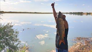 Супер рыбалка река Или 2020 район Кокжиде второе открытие сезона часть 1 2