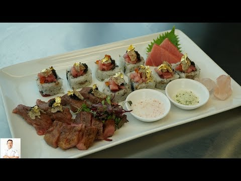 WTF Sushi For $1000.00 - Your LAST Sushi Meal On Earth