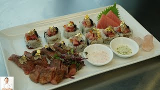 WTF Sushi For $1000.00  Your LAST Sushi Meal On Earth