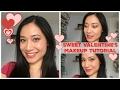 Valentine's Day Make up Tutorial