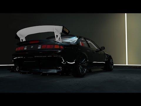 90's Golden Drift Spot Project #5 DOUSOJIN TOUGE (Assetto Corsa)