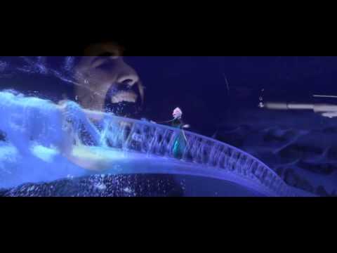 Let it Go - Video Duet (Idina Menzel & Caleb Hyles)