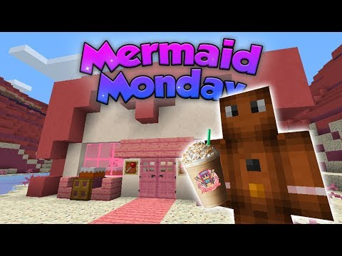 MR BARISTA! | Mermaid Monday S2 Ep 29 | Amy Lee33