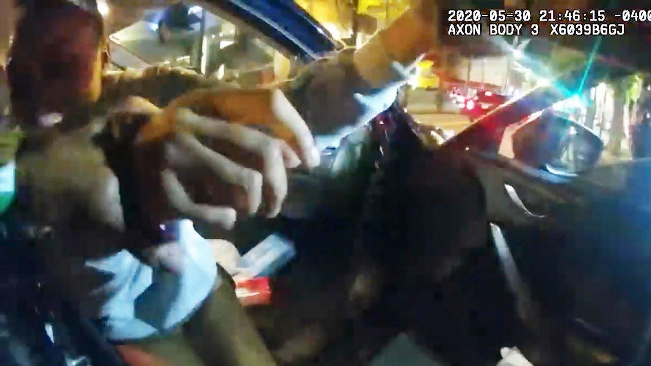 2 Atlanta Police Officers Fired for Shocking Curfew Arrest