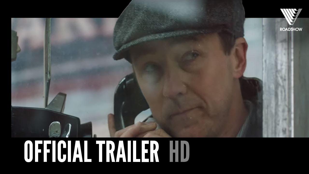 movie 2019 brooklyn MOTHERLESS BROOKLYN Official Trailer 2019 HD