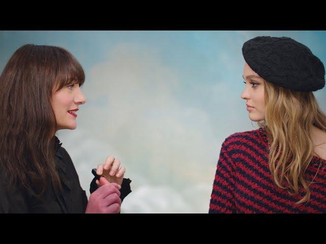 Beauty Talks met CHANEL & Lily-Rose Depp