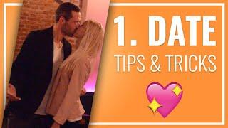Erstes Date Tipps: Von der Begrüßung bis zum Kuss