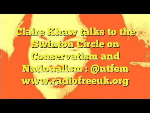 Claire Khaw talks to the Swinton Circle on Conservatism and Nationalism : @ (7 of 17)