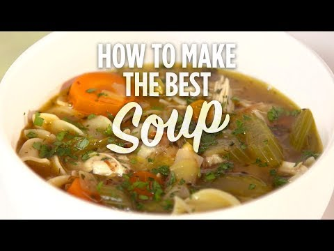 Ultimate Hacks for the Best Chicken Noodle Soup | You Can Cook That | Allrecipes.com
