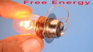 Free Energy Electric Power Generator