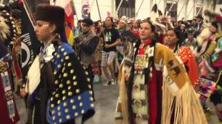 baaits two spirit powwow grand entry 2016