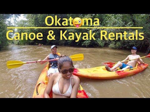 🔆Canoe & Kayak Rentals Review at the Okatoma Outdoor Post in Mississippi Jackson Kayaks Are Great