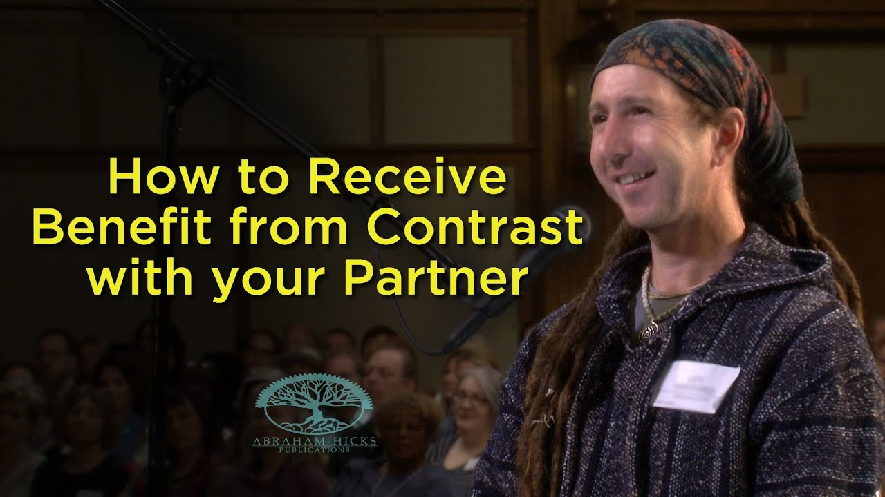 How to Receive Benefit from Contrast with your Partner