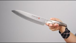Global Chef Knives Overview