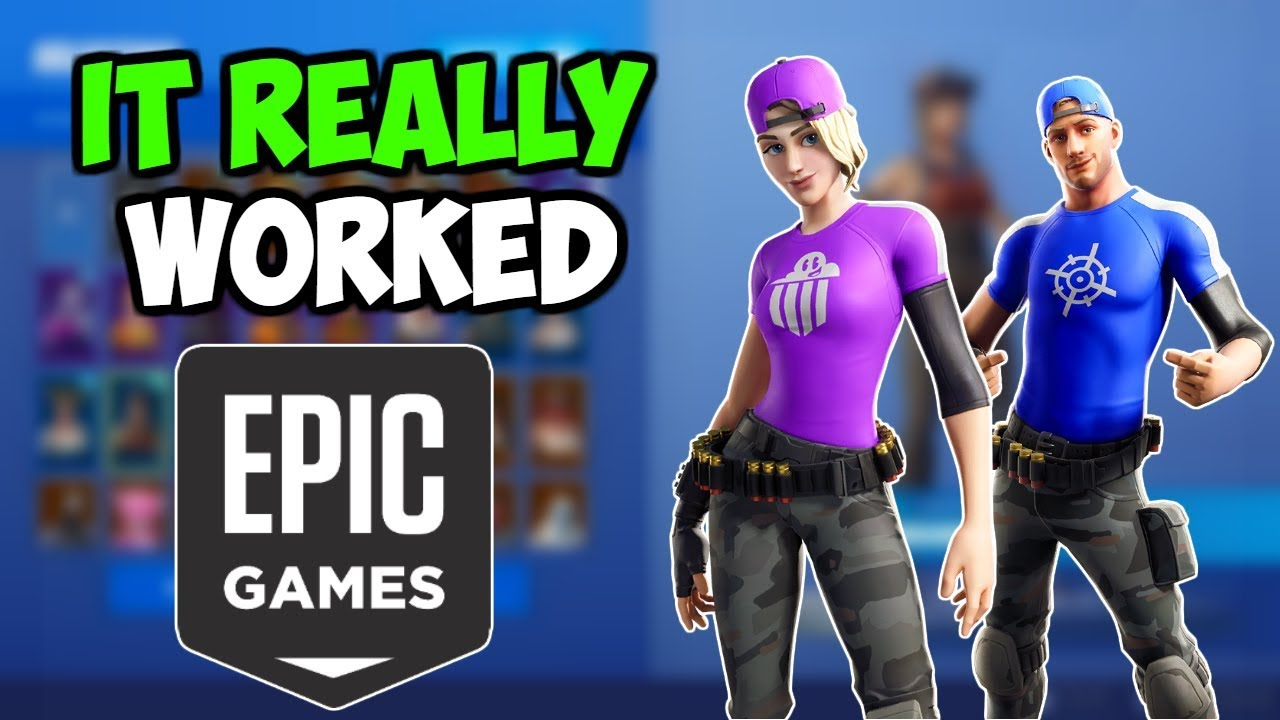 HOW TO GET *EXCLUSIVE* EPIC GAMES BANNER! AND *OG* RARE ...