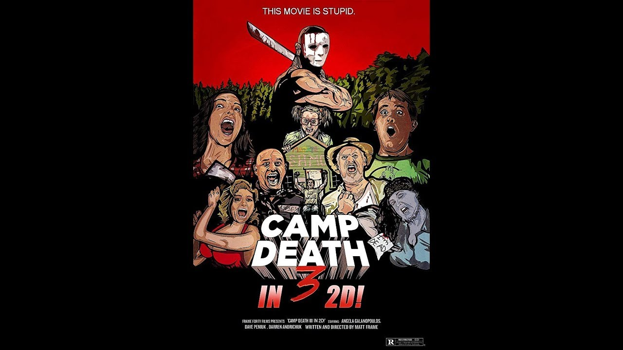 Camp Death III in 2D - Indie Review