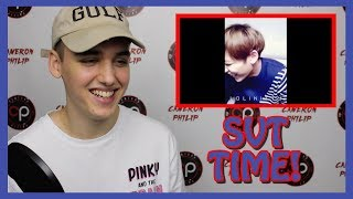 Video English Time with Seventeen 1 Reaction [L M A O] download MP3, 3GP, MP4, WEBM, AVI, FLV Juli 2018