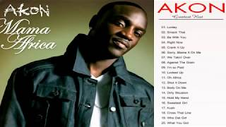 Akon Greatest Hits Full Album--The Best Songs Of Akon Nonstop Playlist 2017 Live Collection
