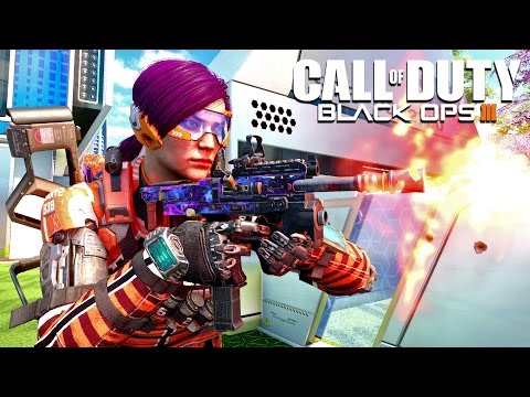 Call of Duty: Black Ops 3 Multiplayer Live Gameplay Road to HERO GEAR 9