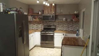 Kitchen Remodel Diy - Our 98% Finished Kitchen