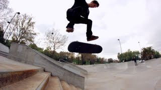 FULL PART IN A DAY!?! Metro team rider Kevin Sandoval in Park It Right There 2