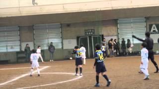 2013年12月1日(日)ラインメール青森FCジュニアチーム VS クラブサルーテ thumbnail