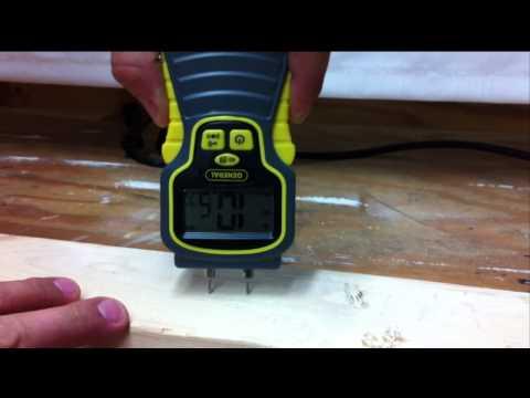 Wood Moisture Meter General Tools