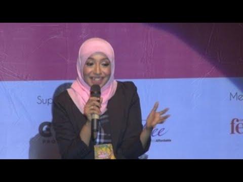 La cómica musulmana que se ríe del radicalismo islámico en Indonesia