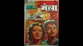 ye zindagi ke mele..mohammad rafi- naushad-mela1948-a tribute to shakeel badayuni.