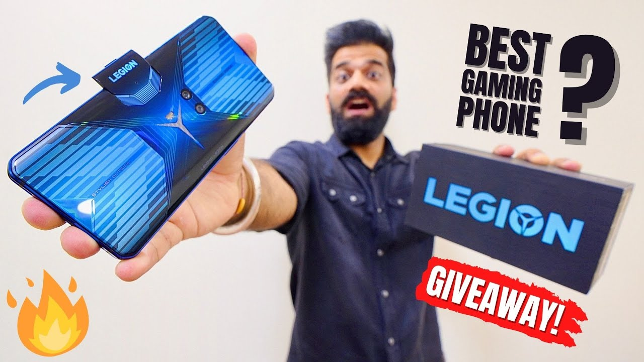 This Crazy Gaming Smartphone Is For You???
