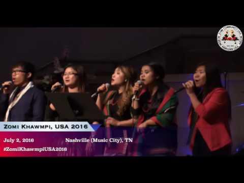Zomi Khawmpi USA 2016 : Zomi Idol