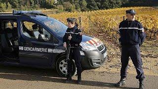 Франция  экстремисты готовили крупномасштабный теракт в парижском регионе