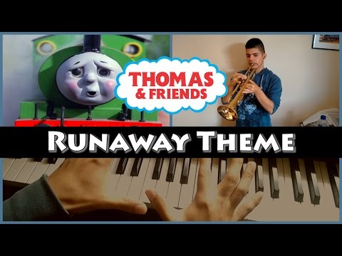 Thomas and Friends - Runaway Theme (Trumpet and Piano cover)