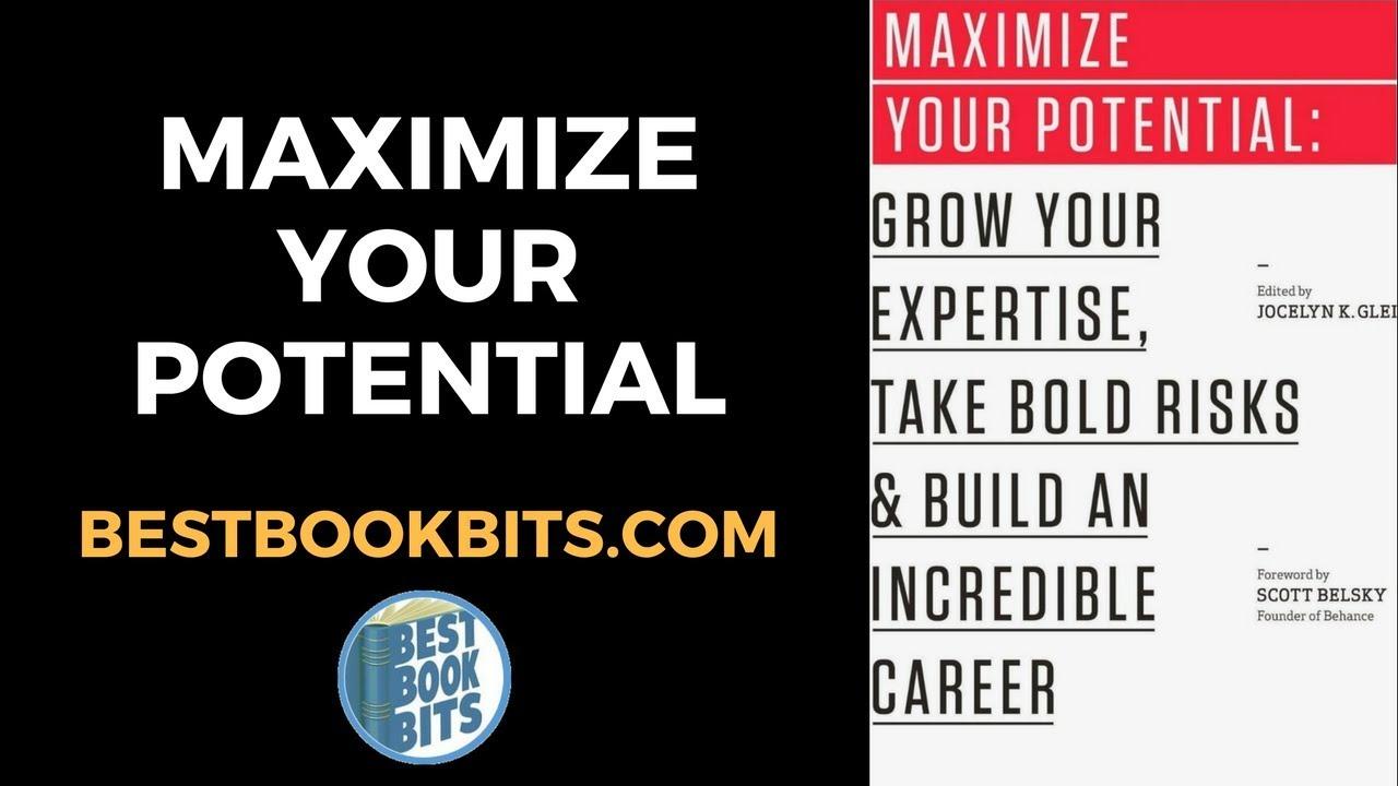 MAXIMIZE YOUR POTENTIAL JOCELYN PDF DOWNLOAD