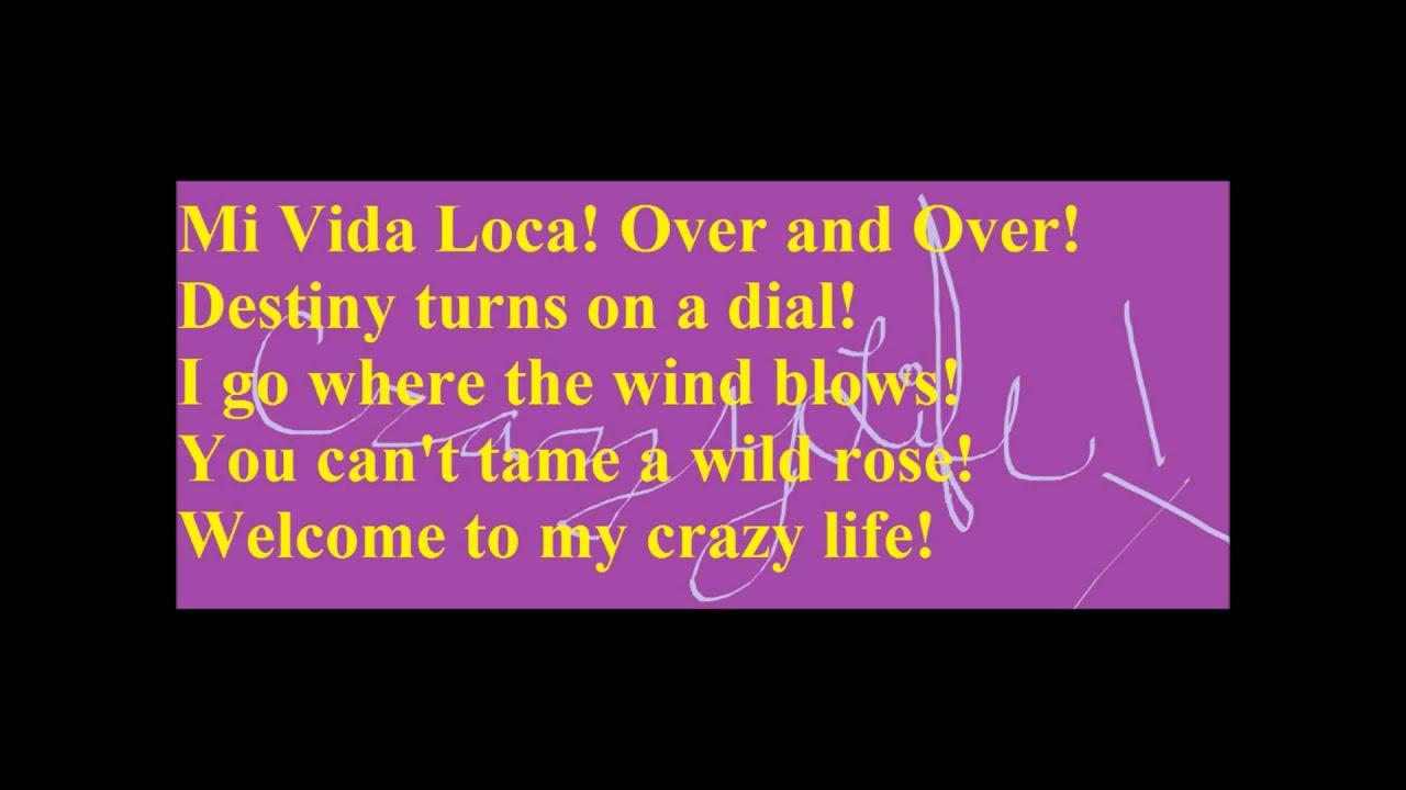 Shakira - Loca Lyrics English and Spanish - Translation ...