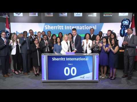 Sherritt International Corporation opens Toronto Stock Exchange, June 22, 2017