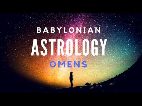 The Astrological OMENS of BABYLON. NOW and THEN. With Krasi & Astrolada