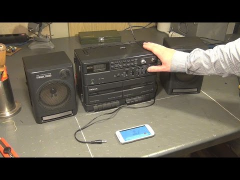 How to Add a Line-In and Bluetooth to Old Stereo Systems (3)