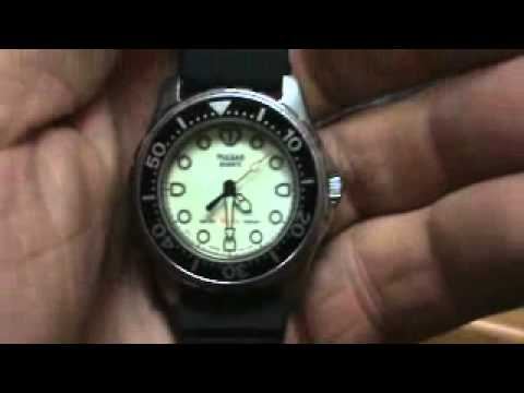 womens seiko dive watch