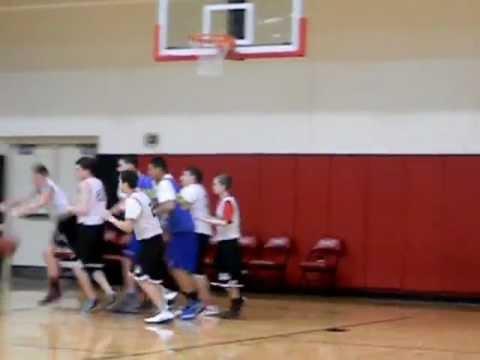 George's Basketball Tournament ~ 8th Grade Oak Creek West Middle School 1/24/2013