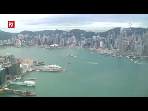 China-Hong Kong bridge to unity, or tentacle of Beijing control?