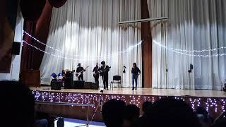 Persiana Americana - Soda Estéreo - Diana, Miguel Anahur, Yeudiel, Miguel Rodríguez